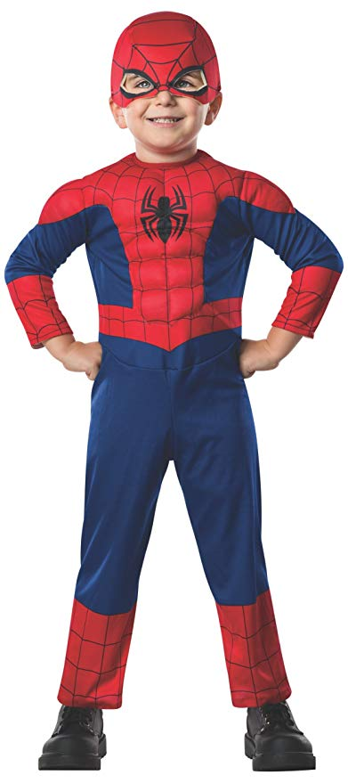 Rubie's Marvel Super Hero Adventures Muscle Chest Costume