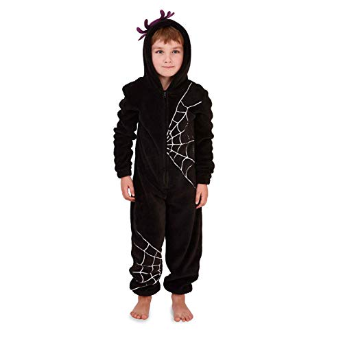 Lounge table, Ladies Luxury 3D Novelty Spooky Halloween Fancy Dress Onesie Jumpsuit