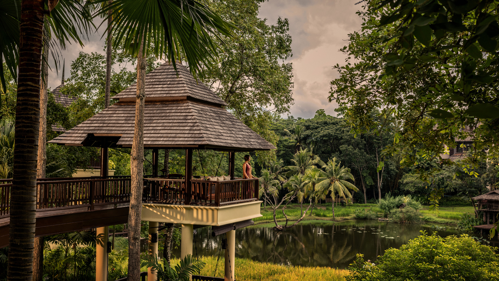 Four Seasons Tented Camp in Chiang Rai