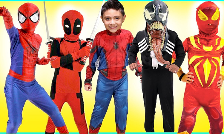 Top 15 Best Spider-man Costume for Kids in 2019