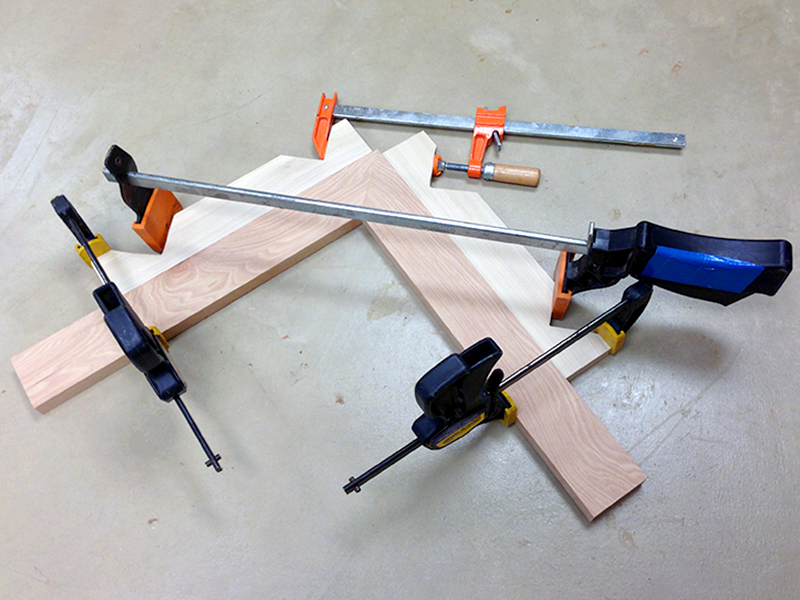 How to Clamp at ANY Angle