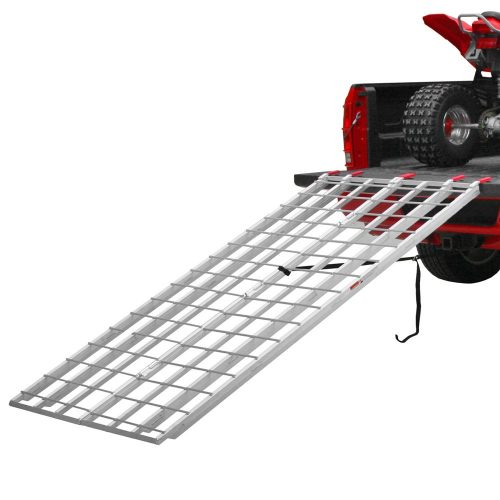 "Black Widow IBF-9550 Extra-LongBi-FoldATVRamp-7'11""Long-1500lb.Capacity - Truck Ramps"