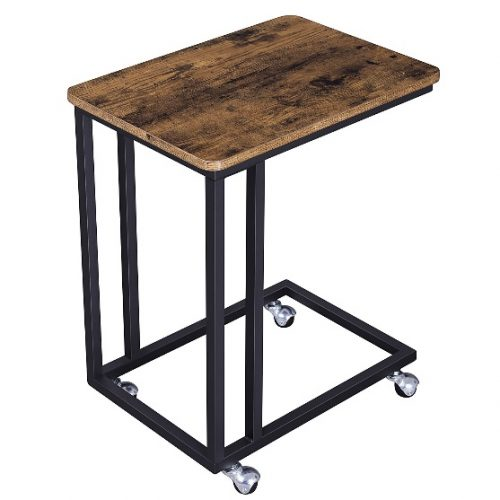 VASAGLE Industrial Side Table - VASAGLE Industrial Side Table