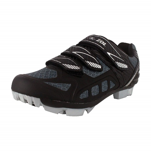 Zol Predator MTB Mountain Cycling Shoes - Mountain Bike Shoes for Flat Pedals