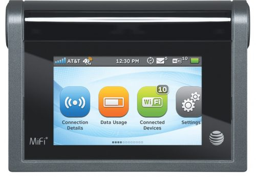 AT&T MiFi 4G LTE