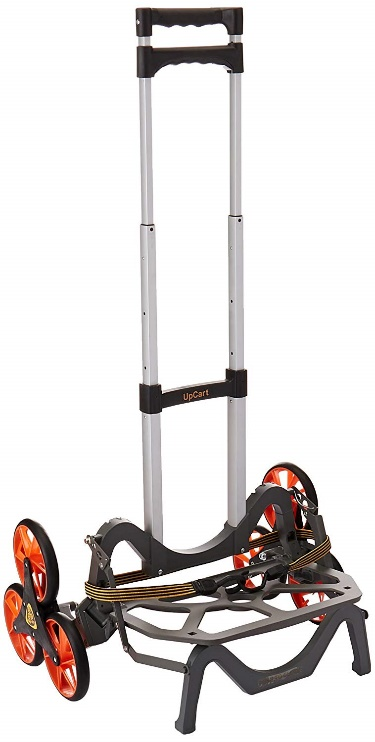UpCart Deluxe All- Stair Climbing Folding Cart