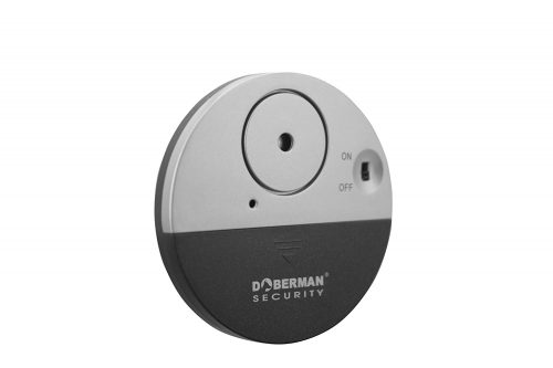 DOBERMAN SECURITY Ultra-Slim Window Alarm