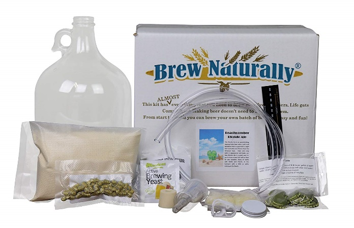Brew Naturally Blonde Ale Kit