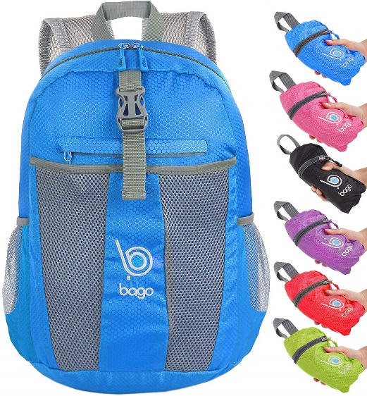 Bago 25L Packable Backpack