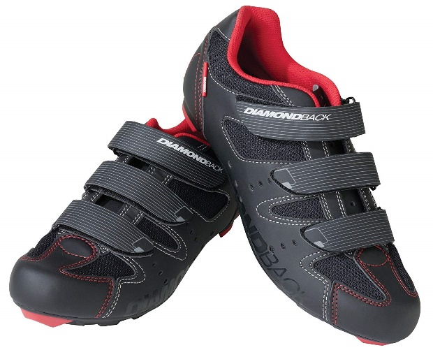 Diamondback Men's Cycling Shoe - Mountain Bike Shoes for Flat Pedals