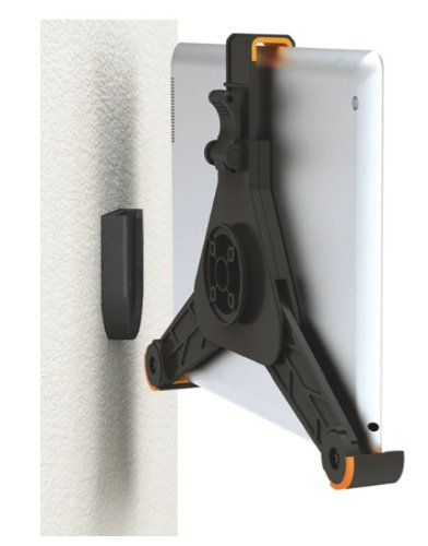 "Impact Mounts Universal Detachable Tablet Wall Mount Bracket for Ipad 1/2/3/4/air Galaxy Kindle (8.9-10.4"" Tablets)"