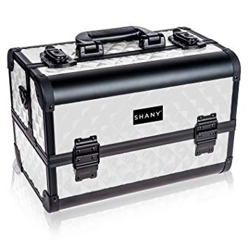 Shany Premier Fantasy Collection Makeup Artists Cosmetic Train Cases