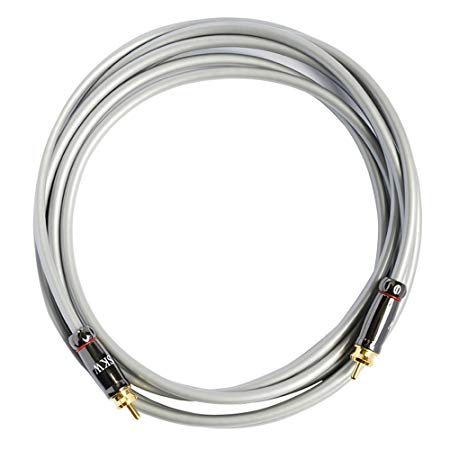 SKW HC3101 Subwoofer RCA to RCA OFC Hi-end Cable
