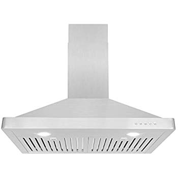 Cosmo 63190 36-in Wall-Mount Range Hood
