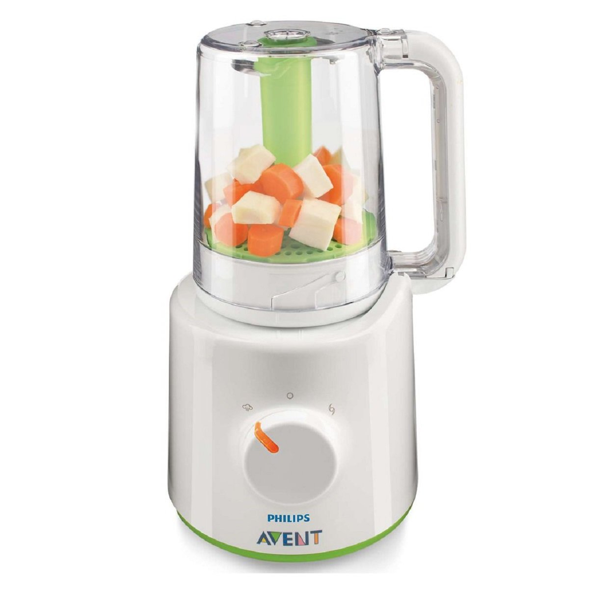 Philips AVENT SCF870/21 Combined Baby Food Steamer and Blender 220V Only