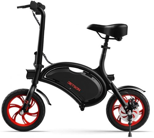 Jetson Bolt Folding E-Bike