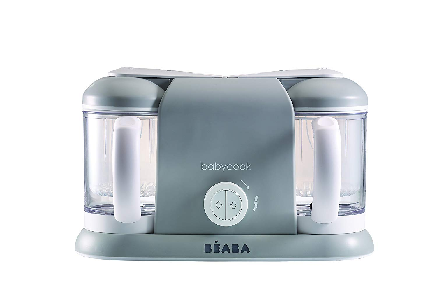 BEABA Babycook Plus 4 in 1 Steam Cooker and Blender