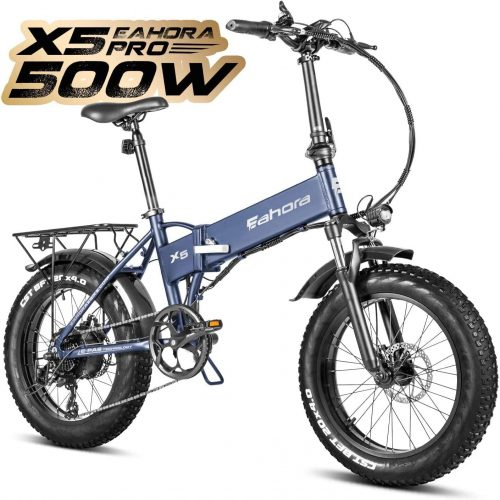 eAhora X5 Pro Folding Electric Bike