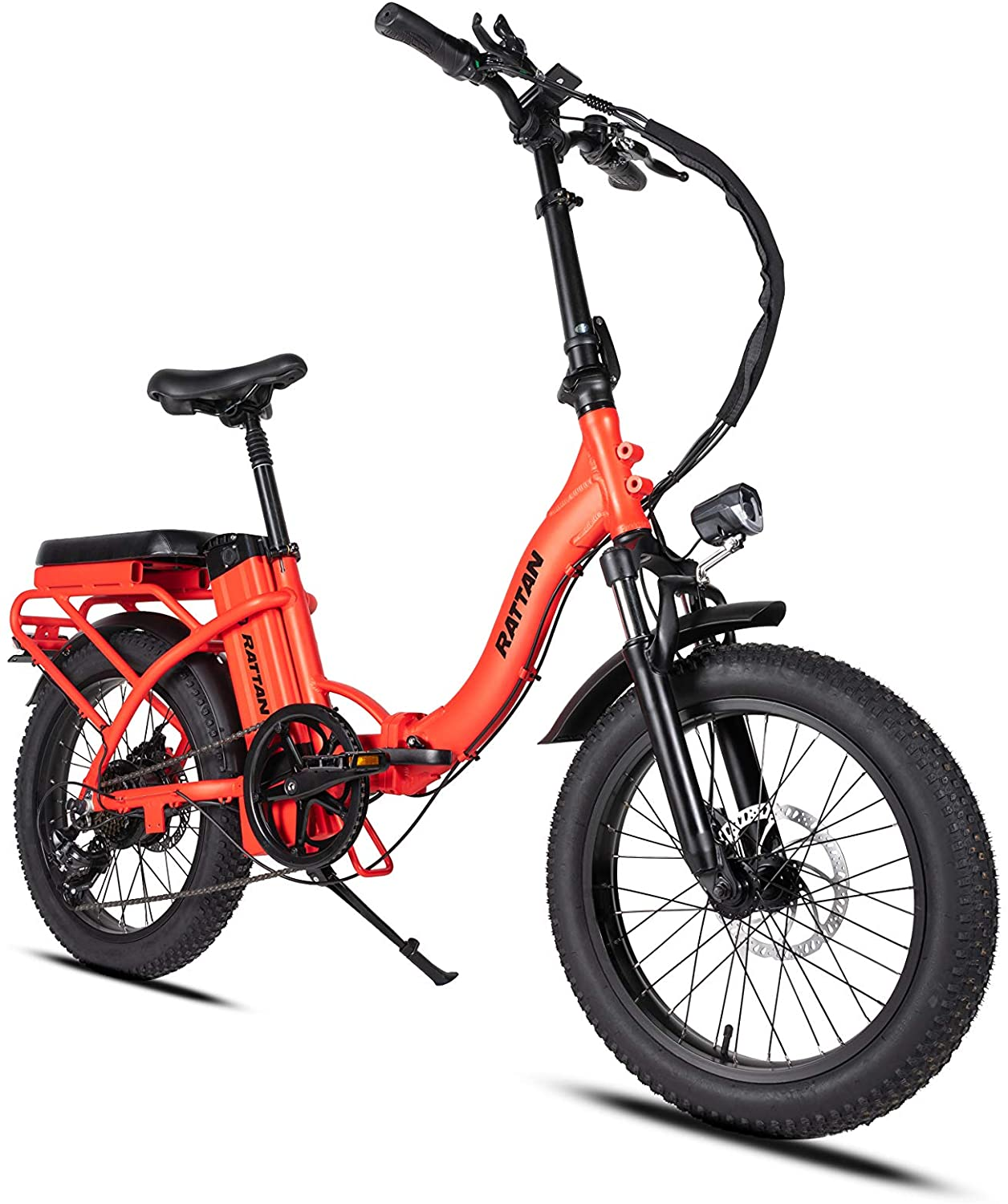 Rattan 750W Folding Electric Bike