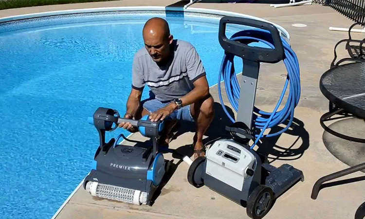 Top 10 Best Robotic Pool Cleaners in 2019