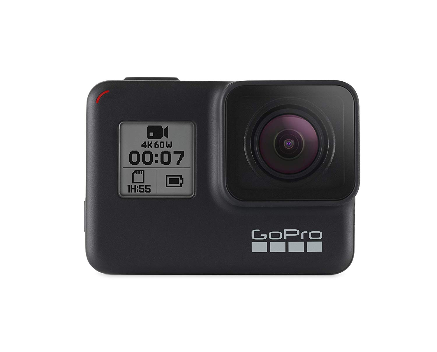 GoPro HERO7 Black — Waterproof Digital Action Camera with Touch Screen