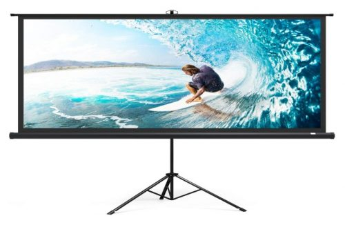 TaoTronics Indoor Outdoor Projection Screen