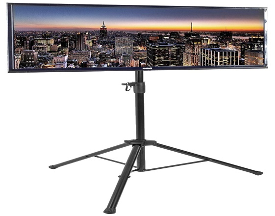 "VIVO Black Tripod 32"" to 55"""