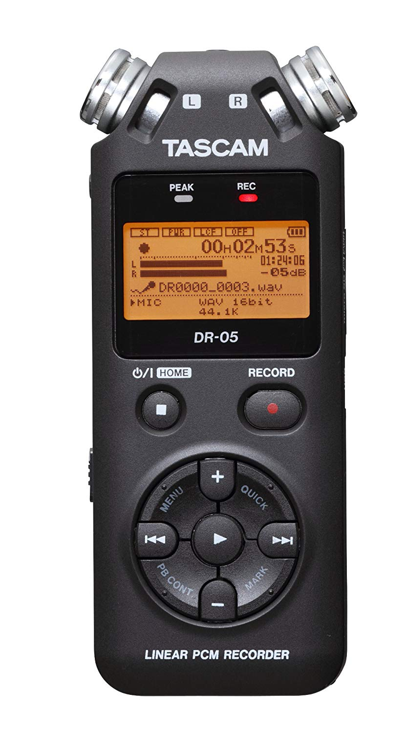 Tascam Portable Studio Recorder