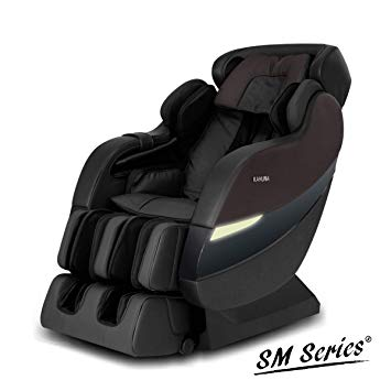 Kahuna Superior Massage Chair with SL-Track 6 Rollers