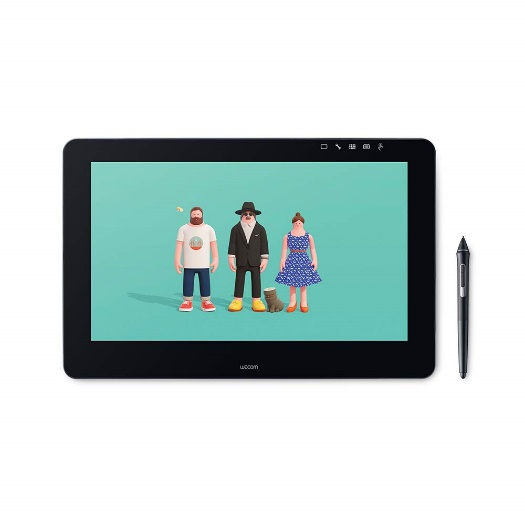 "Wacom DTH1620AK0 Cintiq Pro 16"" Graphic Tablet with Link Plus"