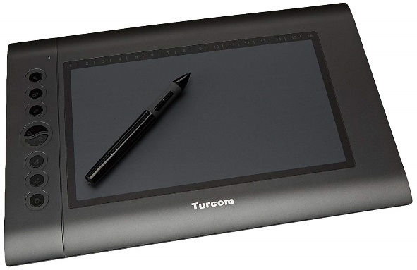 Turcom TS-6610 Graphic Tablet Drawing Tablets