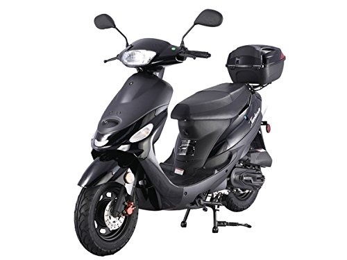 Brings Brand New 50cc Gas Fully Automatic Street Legal Scooter