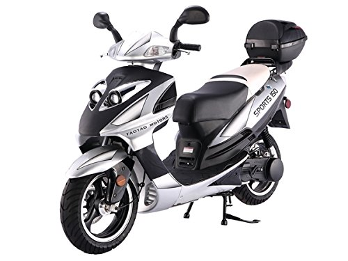 Brand New 150cc Gas Fully Automatic Street Legal Scooter