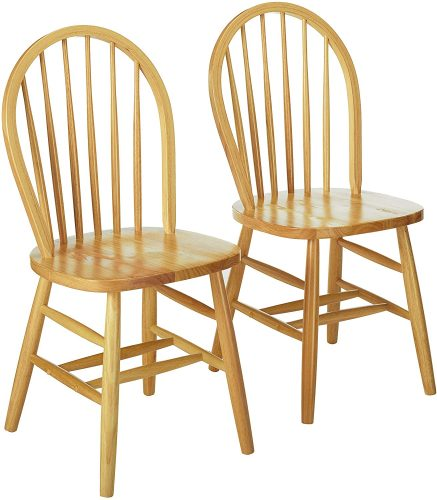 Winsome Windsor 2Pc Set RTA Chair