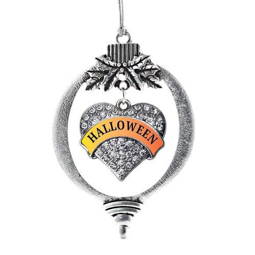 Inspired Silver - Halloween Charm Ornament