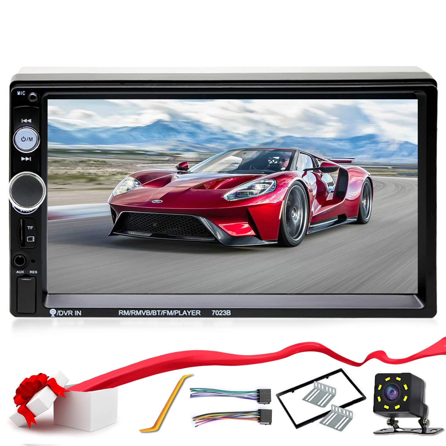 Double Din Car Stereo In-Dash