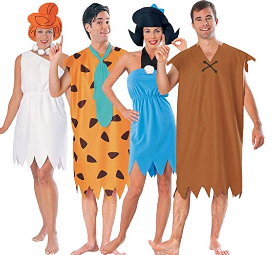 FutureMemories Flintstones Group Costume Set