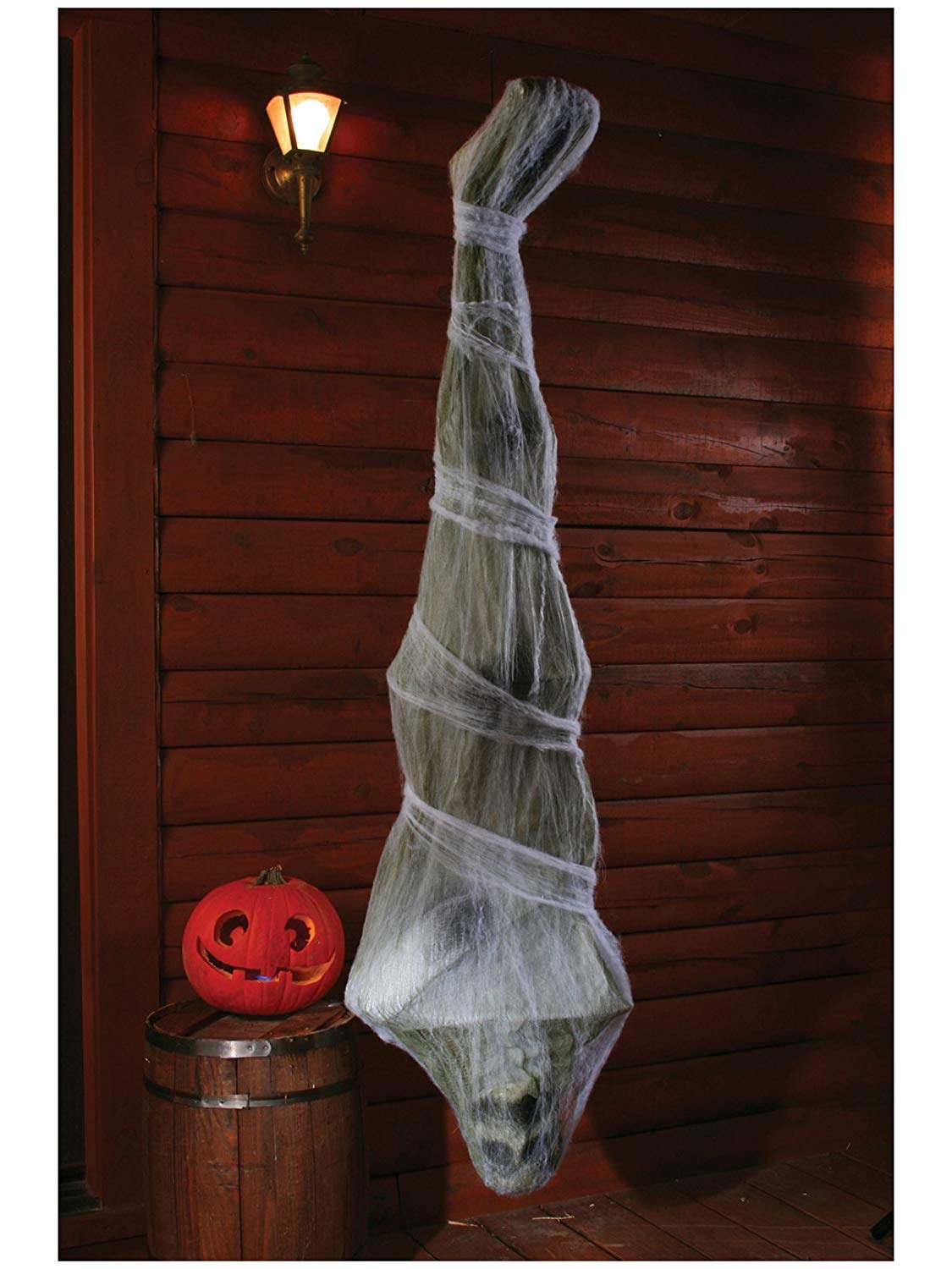 72 inches Cocoon Corpse Halloween Decoration