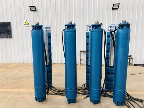 submersible pumps work