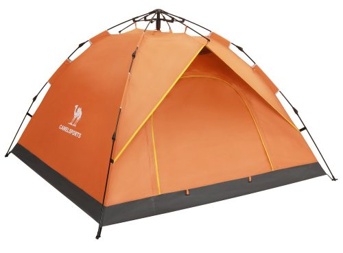 Camel 2-3 Person Family Automatic Hydraulic Tent