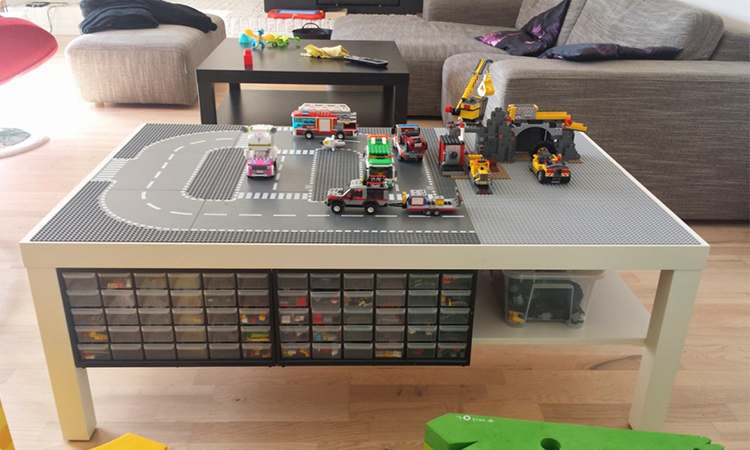 Top 10 Best Lego Tables with Storage in 2019
