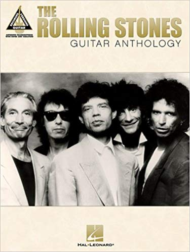 The rolling stones guitar anthology (guitar recorded version)