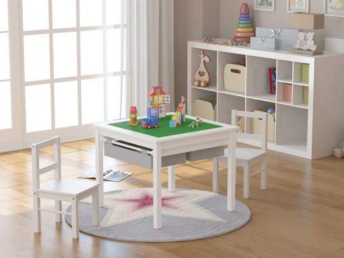 Utex 2-in-1 Kids Multi-Activity Table