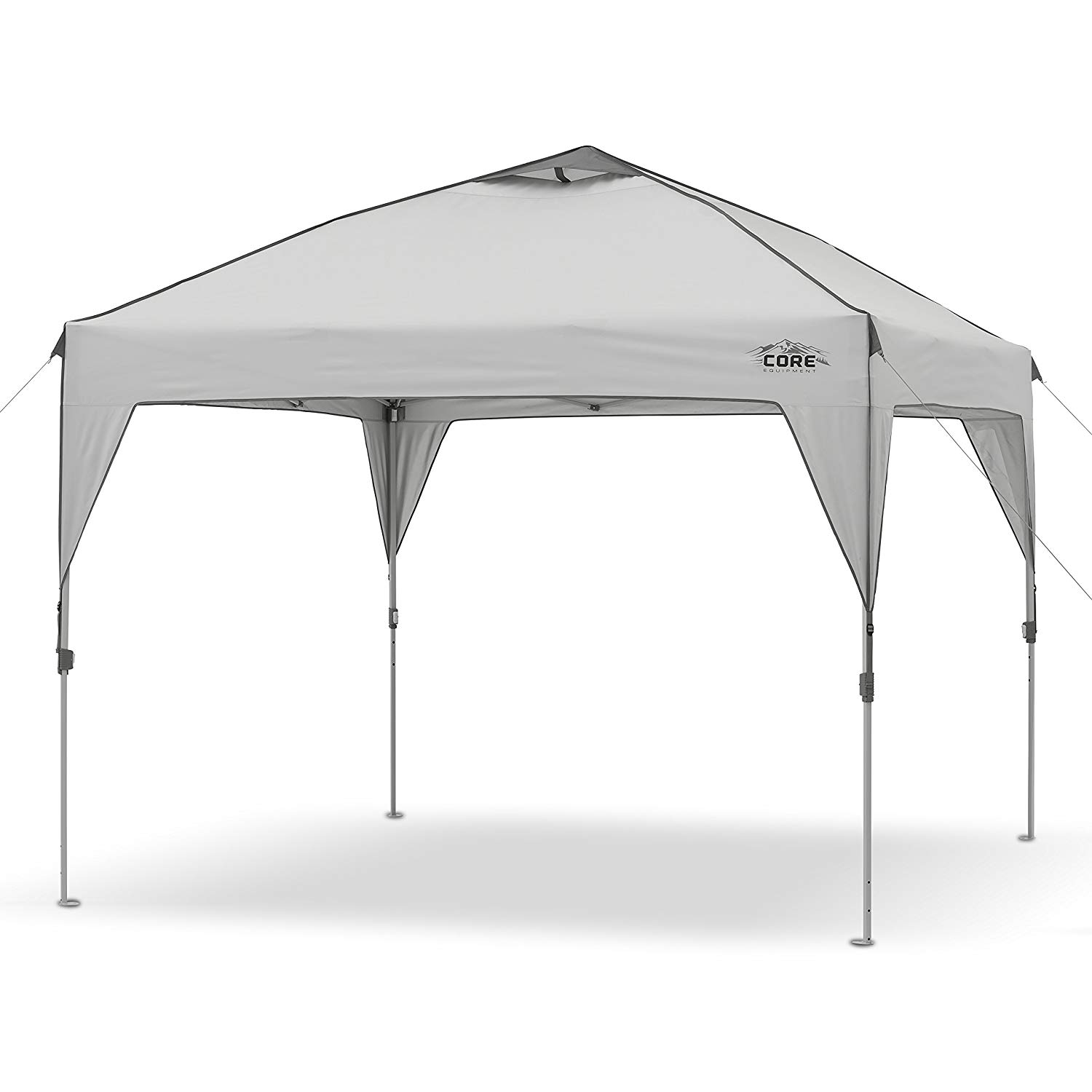 CORE 10 by 10 Instant Shelter Pop-up Canopy Tent