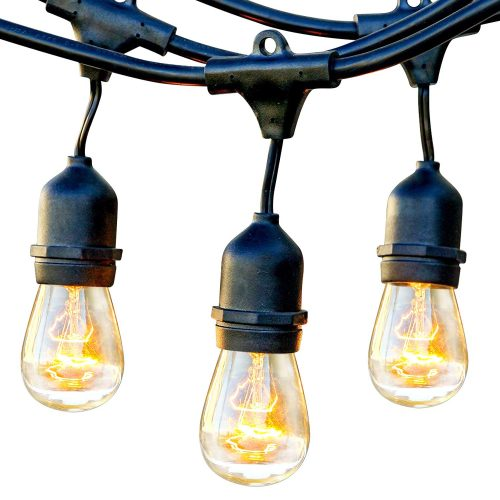 Brightech Ambience Pro- Waterproof Outdoor String Light