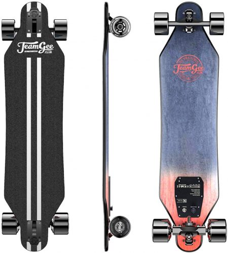 Teamgee Top Speed Electric Skateboard