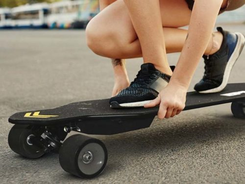 Safety tips for riding an electric longboard
