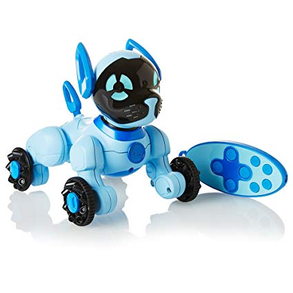 WowWee Chippies Robot Toy Dog- Chipper