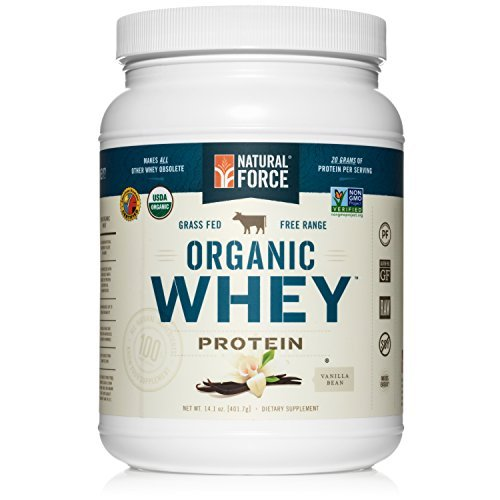 Natural Force® Whey Protein Organic