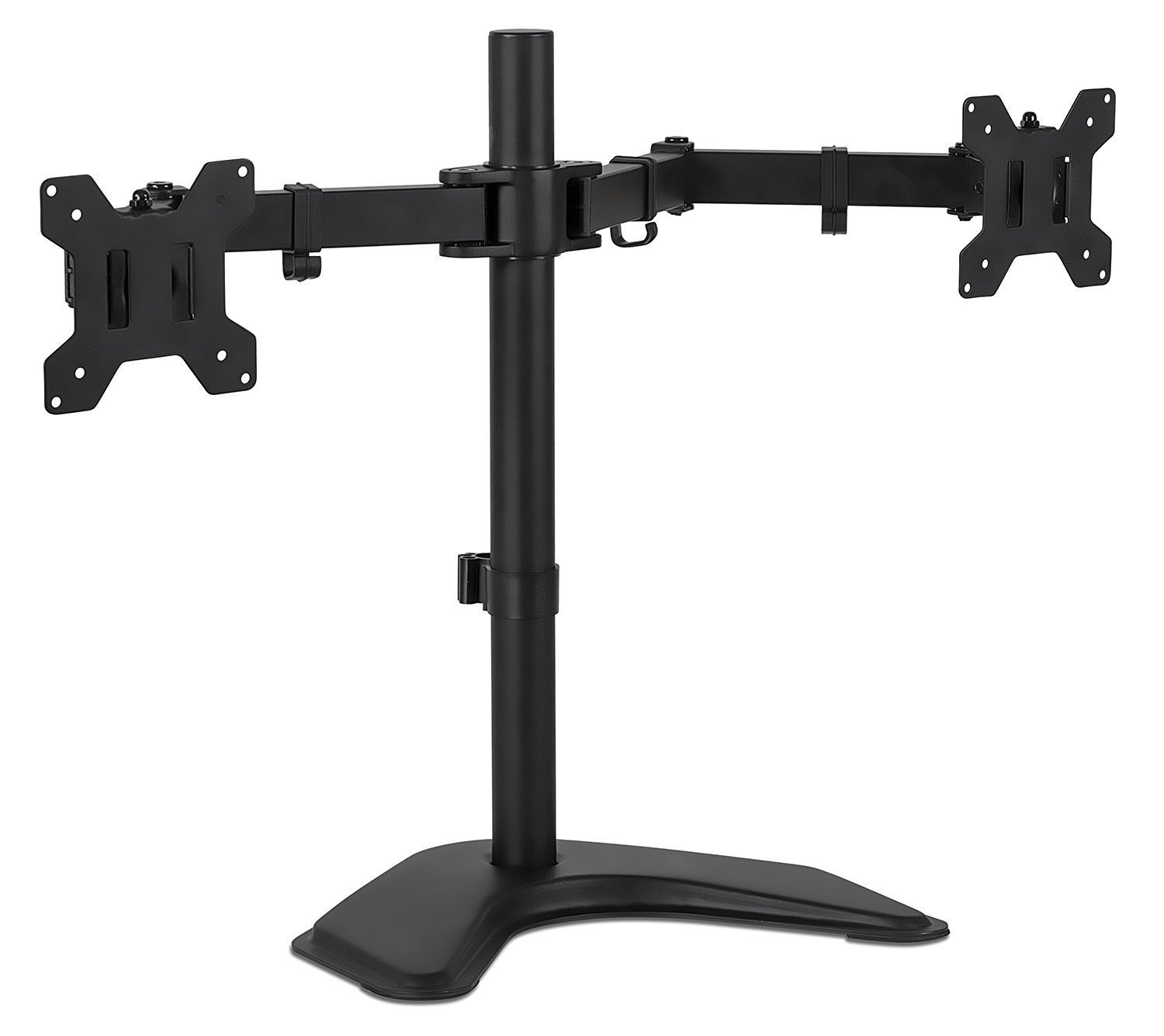 Mount-It! MI-2781 Dual Monitor LCD Mount - Dual Monitor Stands